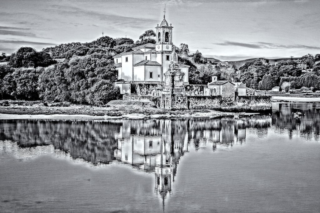 Niembro Church, Asturias